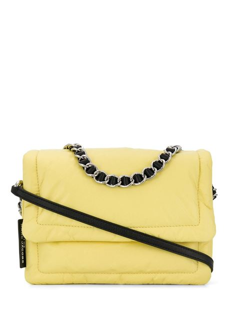 Lime yellow The Pillow shoulder bag featuring padded design MARC JACOBS |  | M0015416327