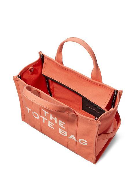 borsa piccola The Tote Bag in cotone arancione con due manici arrotondati MARC JACOBS | Tote | M0016161831
