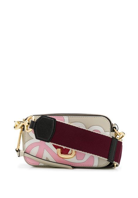 Multicoloured calf leather Snapshot Love monogram crossbody bag featuring a multicolored pattern MARC JACOBS |  | M0016458295