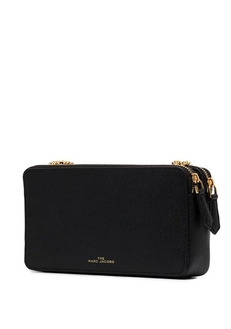 Black cow leather Chain Continentalmini bag  MARC JACOBS |  | M0016537001