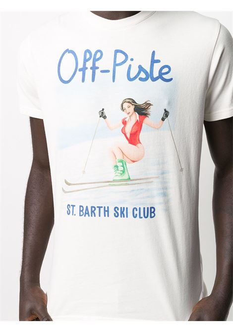 White cotton Off Piste white t-shirt   MC2 |  | ARNOTT-PISTE W11