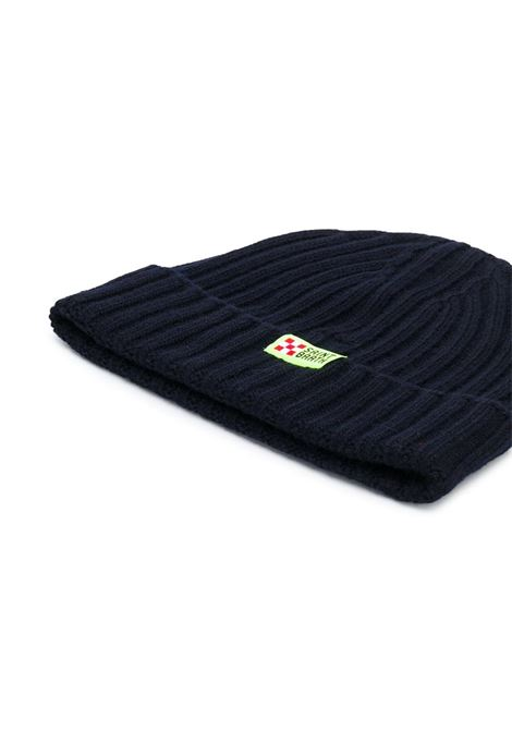 Berretto Cortina in misto lana blu notte MC2 | Cappelli | WENGEN-EMB CORTINA61