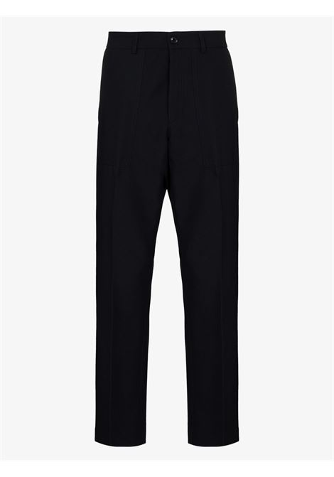 navy wool classic fit 2 Moncler Genius 1952 straight leg trousers  MONCLER GENIUS |  | 2A715-00-54ABT742