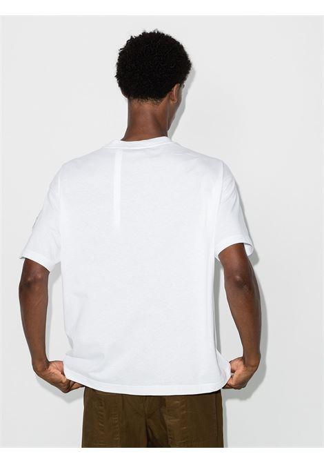 t-shirt Sylvester di Moncler Genius x JW Anderson in cotone bianco MONCLER GENIUS | T-shirt | 8C702-10-V8194001