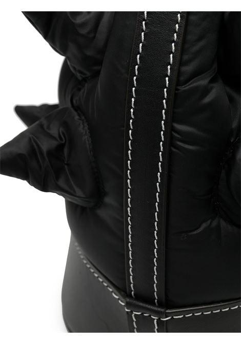 Black goose down Critter Moncler Genius x Jw Anderson bucket bag  MONCLER GENIUS |  | CRITTER 5L500-00-5396Q999