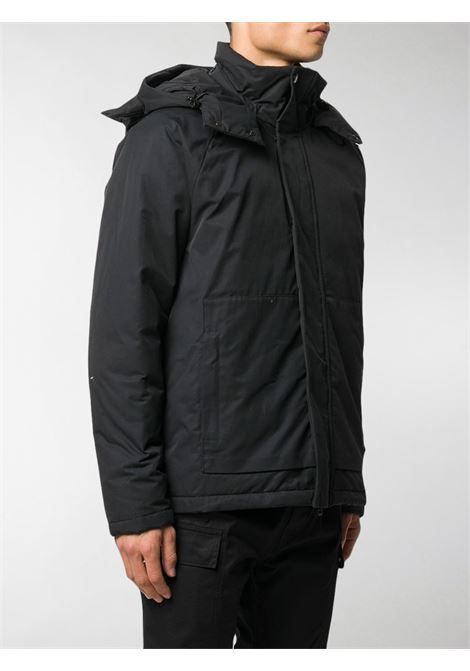 Moncler Genius x Jw Anderson black cotton and polyamine down jacket  MONCLER GENIUS |  | HIGHCLERE 1B504-40-V0135999