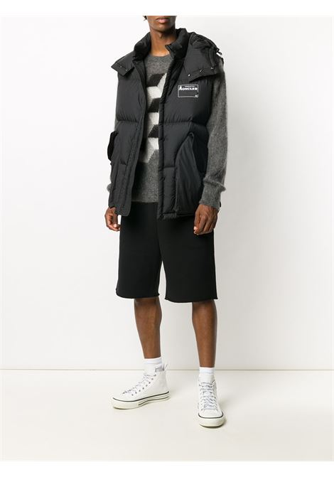black nylon feather down Kyle hooded gilet MONCLER GENIUS |  | KYLE 1B512-10-539YK999