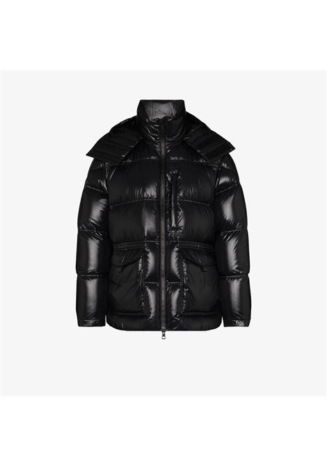 Black Tethys patented puffer jacket  featuring classic hood MONCLER GENIUS |  | TETHYS 1B521-00-68950999