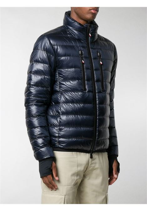 navy blue quilted puffer Hers jacket  MONCLER GRENOBLE |  | HERS 1A509-10-539YL776