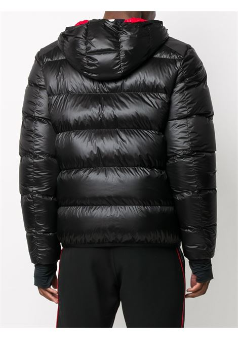 black feather Hintertux jacket with red internal lining MONCLER GRENOBLE |  | HINTERTUX 1A508-00-53071999