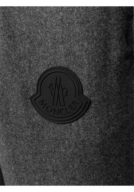 flannel and dark grey wool jogging trousers MONCLER |  | 2A731-00-54233940