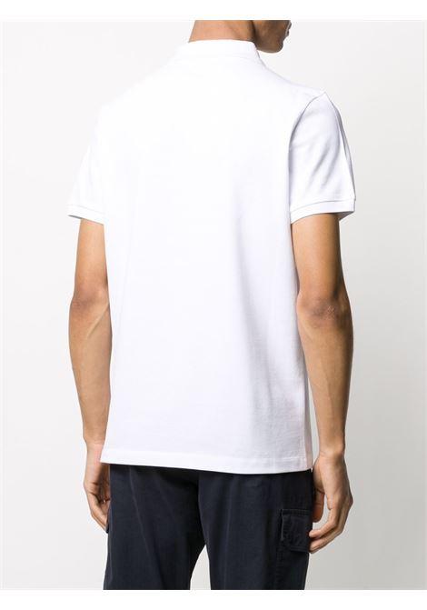 white cotton side Moncler logo patch polo MONCLER |  | 8A705-10-84556001