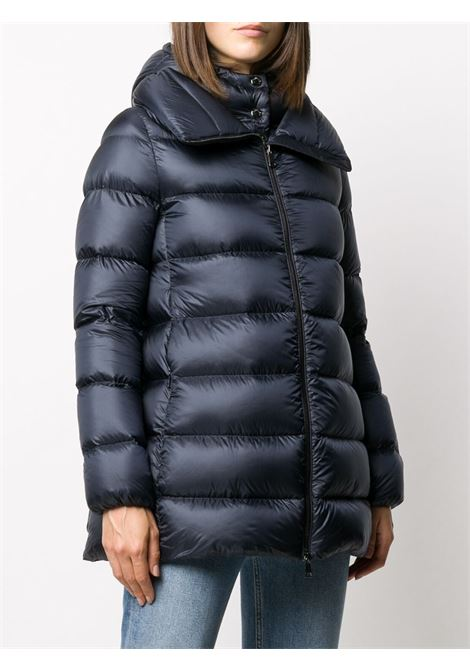 blue Anges long down jacket in feather padded nylon MONCLER |  | ANGES 1C203-00-C0229778