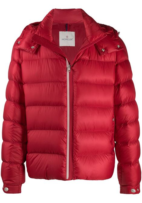 red feather down Arves nylon jacket  MONCLER |  | ARVES 1A201-00-53334455