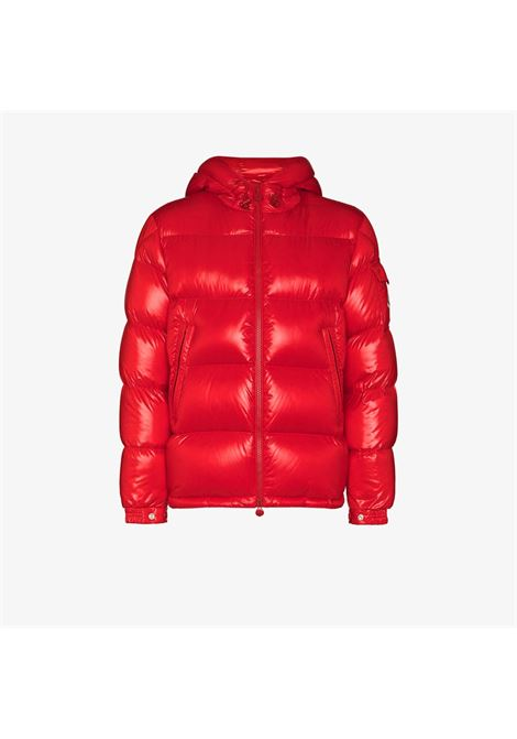 Red Ecrins padded jacket in nylon MONCLER |  | ECRINS 1A545-00-68950455