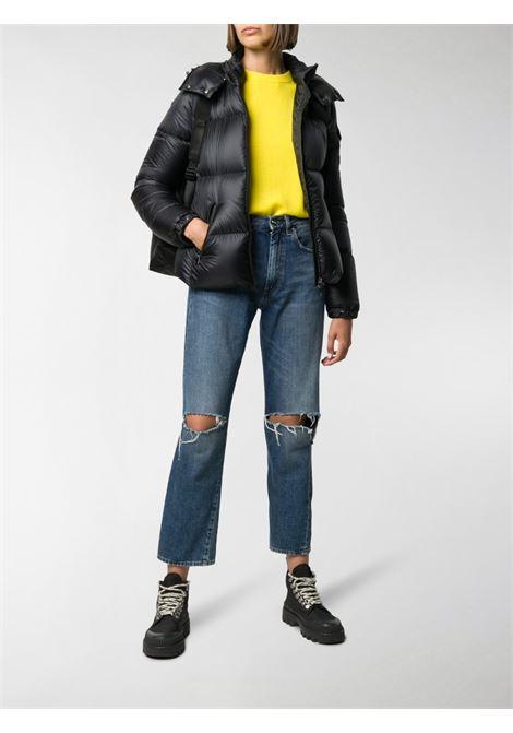 black feather down Fourmi hooded padded jacket MONCLER |  | FOURMI 1A586-00-C0229999