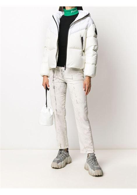 white feather hooded down Guenioc jacket MONCLER |  | GUENIOC 1A580-00-C0063035