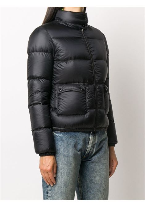 black feather Lannic down jacket with high neck MONCLER |  | LANNIC 1A202-00-C0229999