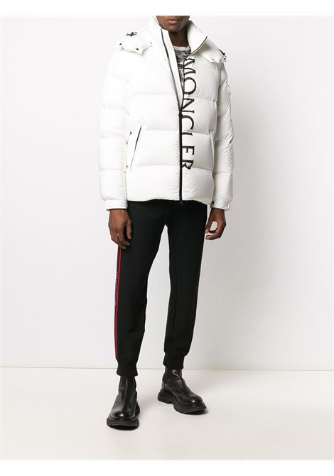 white Maures japanese nylon padded jacket MONCLER |  | MAURES 1B544-10-53333042