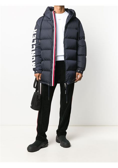 Navy white and red padded jacket featuring classic hood MONCLER |  | MONCENISIO 1C522-00-68352742