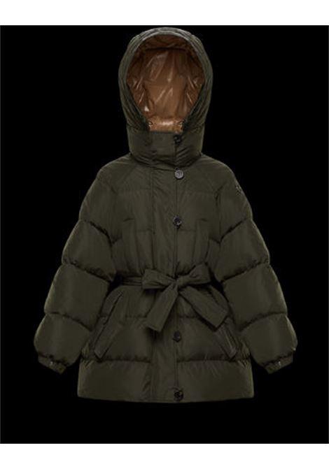 Khaki-green feather down Nedaade puffer jacket featuring padded design MONCLER |  | NEDAADE 1B535-00-C0382833