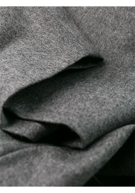 grey-toned wool classic tailored trousers feature a waistband with belt loops STELLA MC CARTNEY |  | 591964-SNB531262