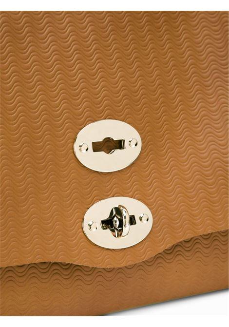borsa a tracolla Postina M Cachemire Blandine in pelle marrone Zanellato | Borse a tracolla | 6138-6002