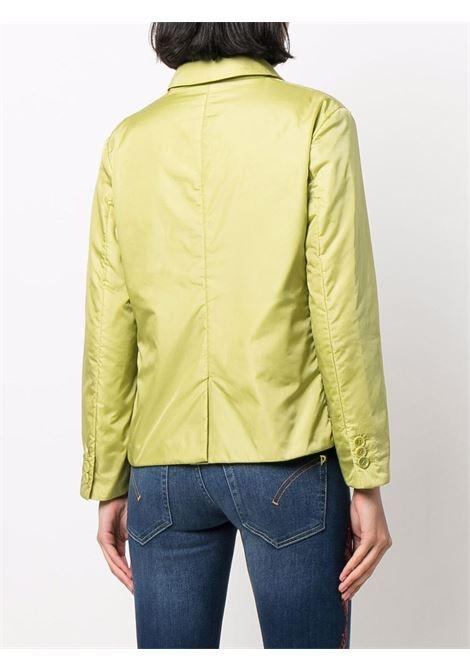 Green single-breasted blazer jacket  ASPESI |  | 1N18-796196153