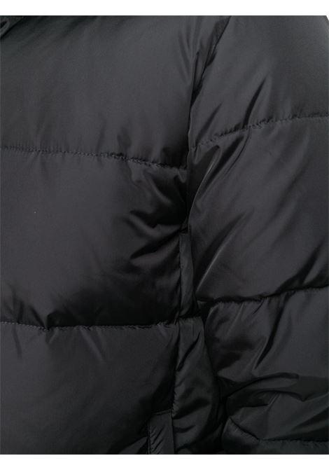 Black feather down padded jacket  ASPESI |  | I018-795485241