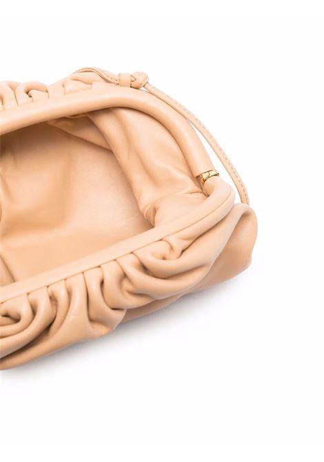 hazelnut calf leather The Mini Pouch bag  BOTTEGA VENETA |  | 585852-VCP402700