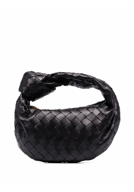 black calf leather The Mini Jodie tote bag  BOTTEGA VENETA |  | 651876-VCPP58425