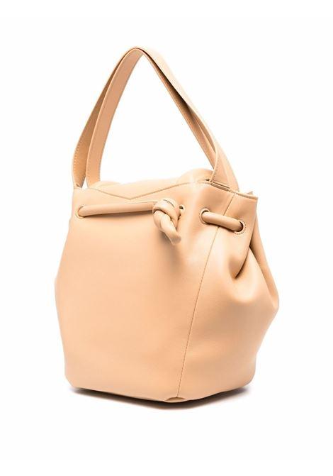 Almond calf leather medium Beak tote bag BOTTEGA VENETA |  | 666531-VCP402700