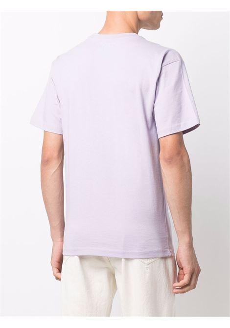 T-shirt con logo Watercolour Arc in morbido cotone lavanda CHINATOWN MARKET | T-shirt | 1990544-WATERCOLOR ARCPURPLE