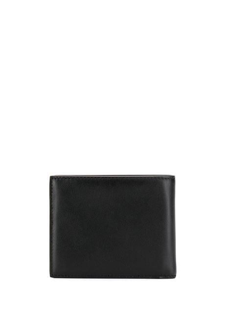 portafogli quadrato pelle interno portamonete portacarte logo davanti DOLCE & GABBANA | Portafogli | BP2463-AZ60780999
