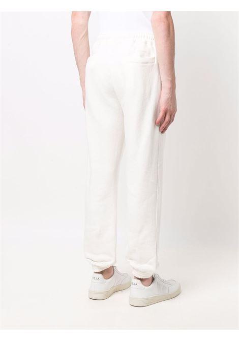 White cotton slouch drawstring track-pants ELEVENTY |  | D75FELD16-TES0D16301