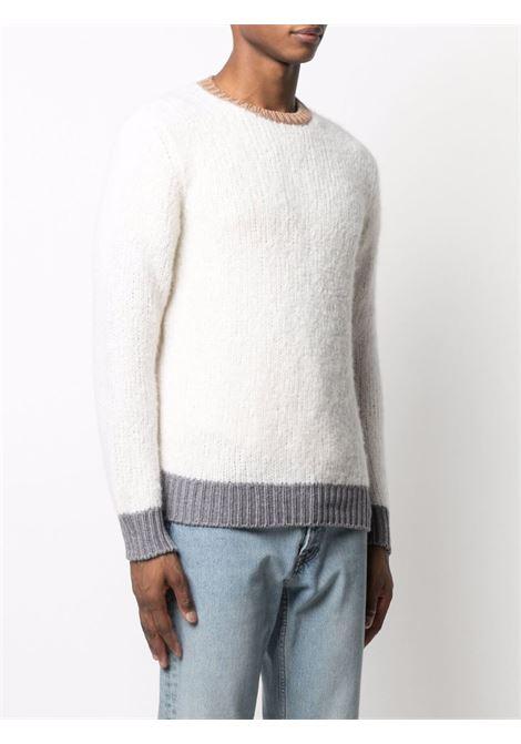 Maglione multicolor in cashmere e seta ELEVENTY | Maglieria | D76MAGD26-MAG0D01500