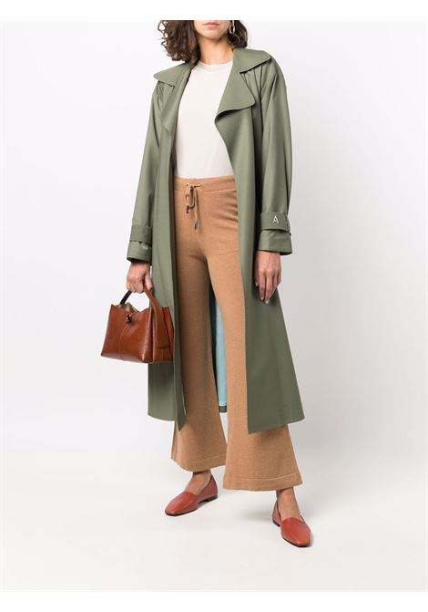 Camel cashmere knitted wide-leg trousers  ELEVENTY |  | D86PAND01-TCH0D00104