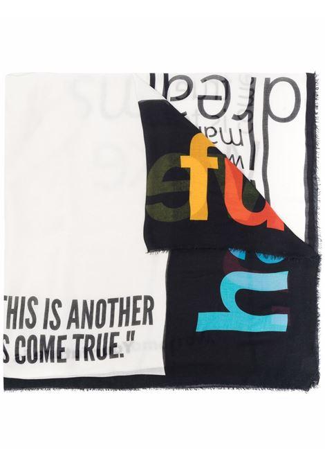 Sciarpa in cashmere multicolor 135x175 FALIERO SARTI | Sciarpe e foulards | I22-2136 FUNNY78490