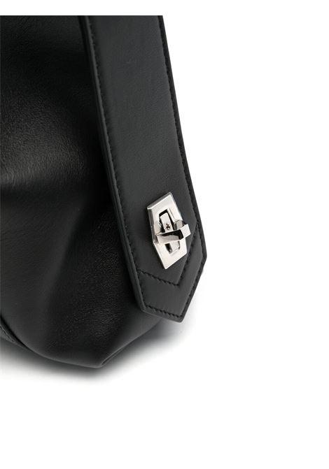 Borsa tote Antigona Soft in pelle di vitello nera GIVENCHY | Borse a tracolla | BB50F3B11E-ANTIGONA SOFT001