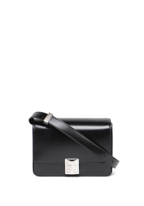 Black calf leather small 4G shoulder bag  GIVENCHY |  | BB50HCB15S-4G XBODY001
