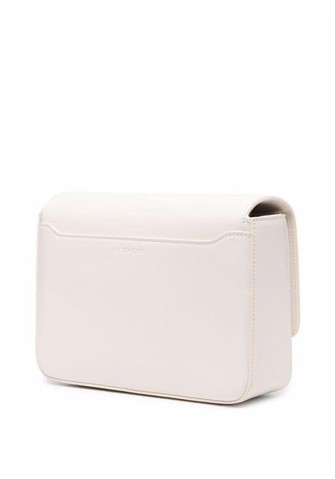 Borsa a spalla piccola 4G in pelle di vitello bianco avorio GIVENCHY | Borse a tracolla | BB50HCB15S-4G XBODY105