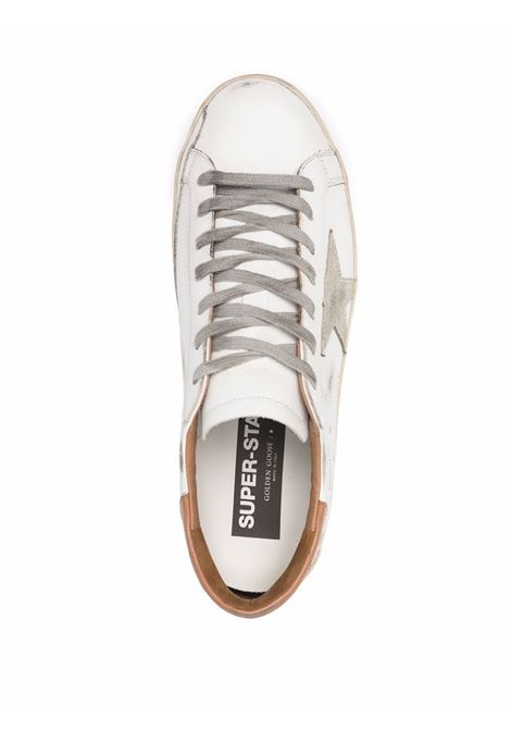 White leather Superstar low-top sneakers  GOLDEN GOOSE |  | GMF00102-F00218210803