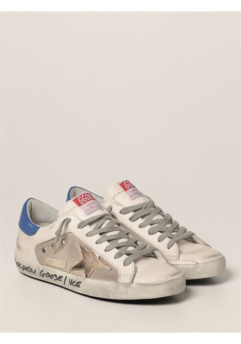white leather Superstar sneakers featuring white star patch GOLDEN GOOSE |  | GMF00103-F00208215312