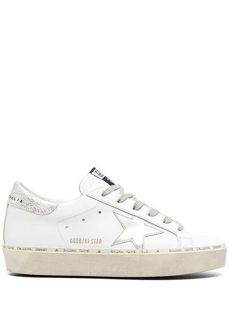White leather and rubber Hi Star sneakers GOLDEN GOOSE |  | GWF00118-F00032980185