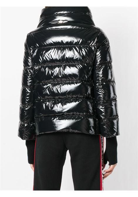 Cropped down jacket in black shiny nylon  HERNO |  | PI0837D-122209300