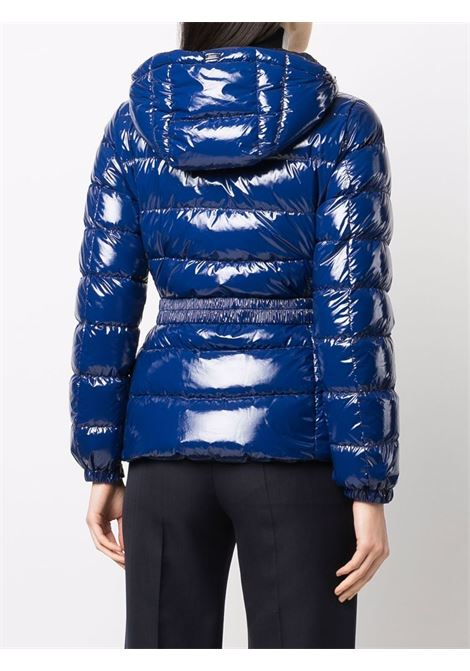 Blue padded elasticated-waist puffer jacket  HERNO |  | PI1350D-122209251