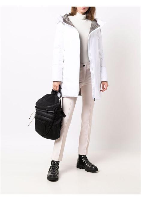 White goose down padded hooded coat  HERNO |  | PI159DL-111061000