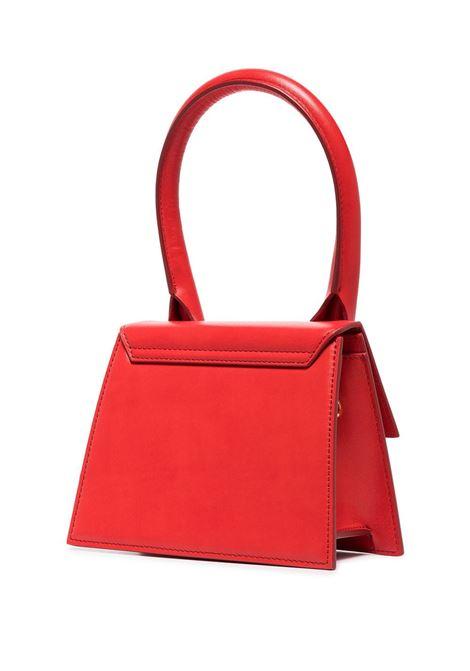 borsa Le Chiquito Moyen in pelle rossa JACQUEMUS | Borse a tracolla | 213BA02-301480470