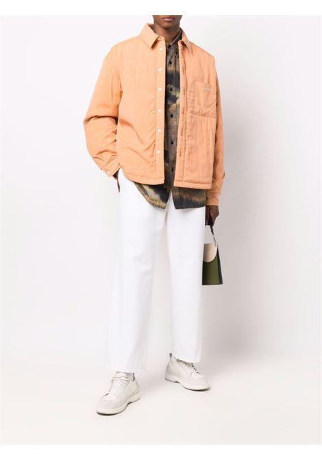 Giacca/camicia arancione La Chemise Boulanger JACQUEMUS | Camicie | 216SH14-129750710