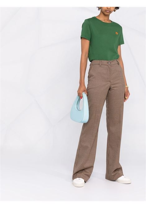 Green cotton Tiger patch T-shirt  KENZO |  | FB5-2TS843-4SA53